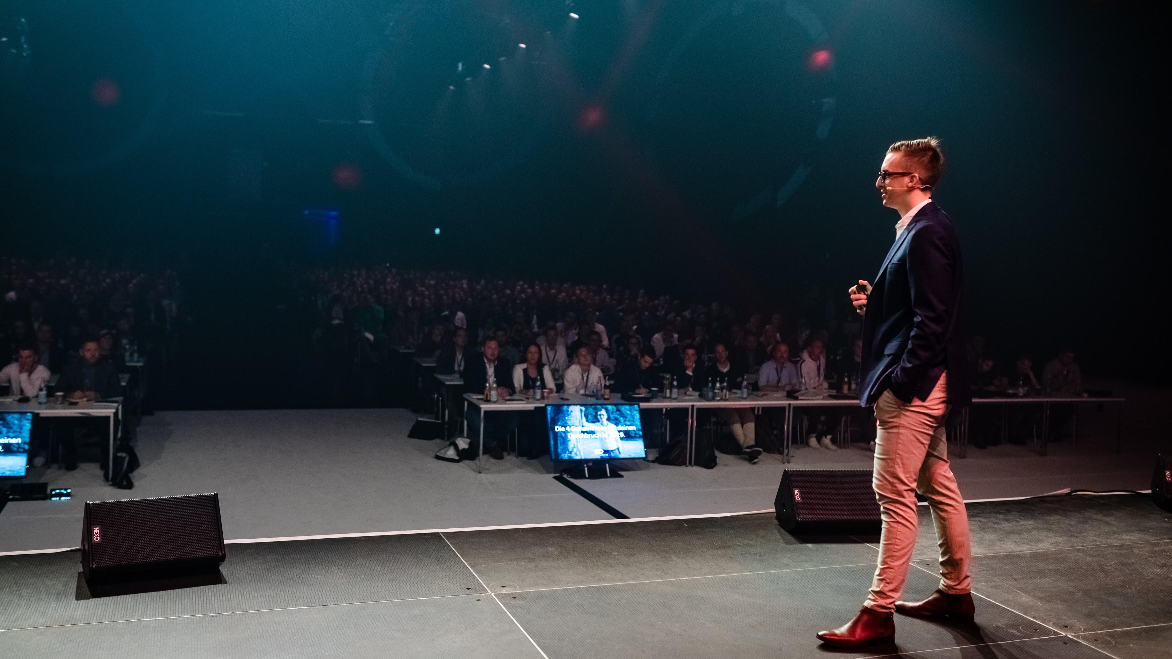 Erfolgreich werden – Bochum Event – 21.11.2019